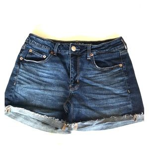American Eagle denim / jean shorts.